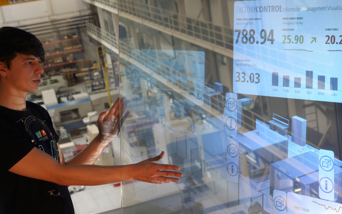 Investitionen in Industrie 4.0 ||© FraunhoferIWU