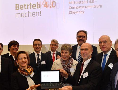 Pressemeldung der Technischen Universität Chemnitz