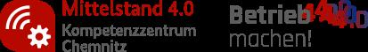 Mittelstand 4.0-Kompetenzzentrum Chemnitz Logo
