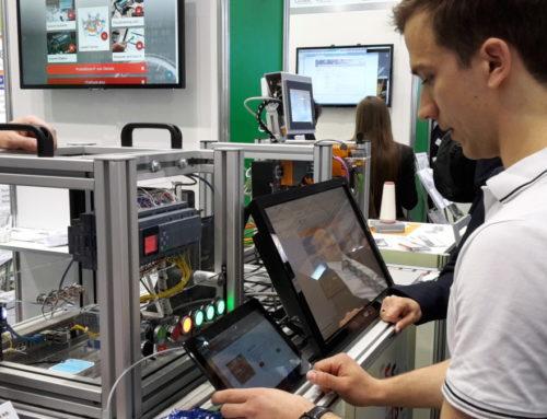 Freie Presse: Die Digitalisierung sorgt auf der Hannover Messe für Aha-Effekte