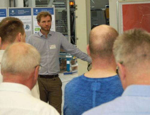"Präsenztraining ""Industrie 4.0 kompakt für KMU"" – Rückblick 16.05.2017"