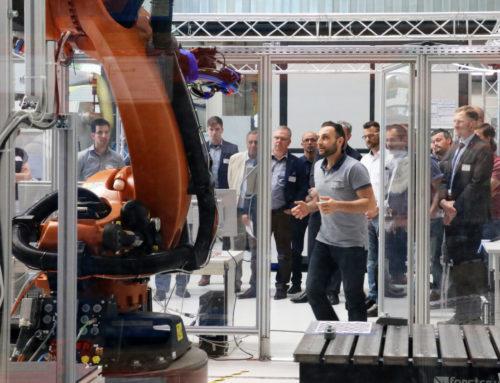 """Thementag """"Digitalisierung in der Produktion – Potenziale kreativer Mitarbeiter nutzen"""" – Rückblick 14.06.2017"""