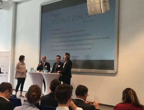 Fachforum Digitale Zukunft @Sachsen – Rückblick 28.07.2017