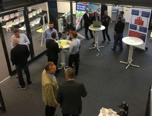 "Thementag ""ERP-Systeme in Industrie 4.0"" – Rückblick 04.09.2017"