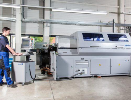 Flexible Robotik zur Verbesserung des Produktionsablaufes