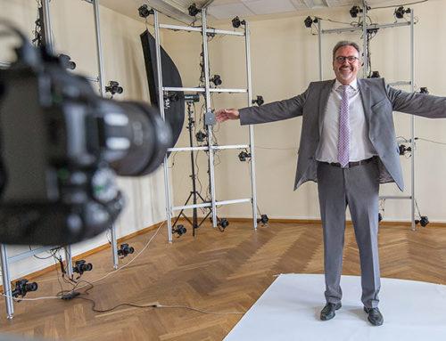 Pressemeldung der TU Chemnitz zum »forum sachsen digital 2017«