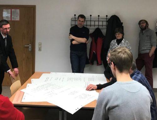 """Basisworkshop """"Digitalisierung verstehen lernen"""" – Rückblick 01.02.2018"""