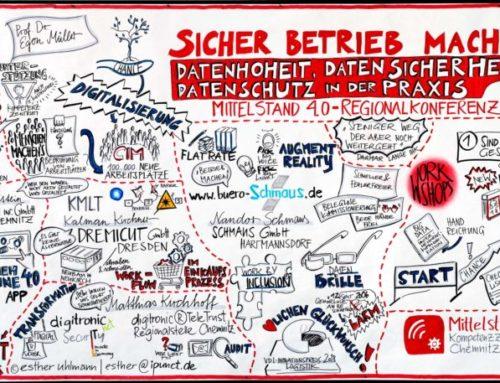 """Regionalkonferenz """"Sicher Betrieb machen!"""" – Rückblick 15.03.2018"""
