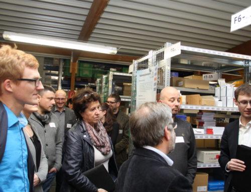 """Unternehmerforum """"Durchblick trotz Datenbrille – Chancen für Produktivität und Inklusion"""" – Rückblick 21.03.2018"""
