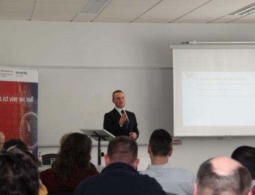 """Basisworkshop """"Angst vor der EU-Datenschutz-Grundverordnung – nicht mit uns!"""" – Rückblick"""