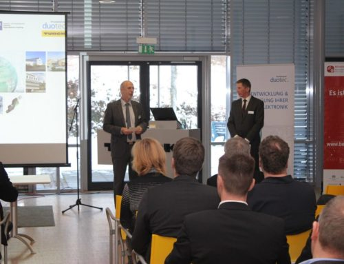 """Unternehmerforum """"Mittelstand 4.0 und das datengetriebene Geschäft der Zukunft"""" – Rückblick 06.02.2018"""