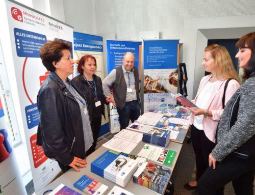 Das Mittelstand 4.0-Kompetenzzentrum Chemnitz auf dem 25. Unternehmertag der IHK Chemnitz – Rückblick 26.04.2018