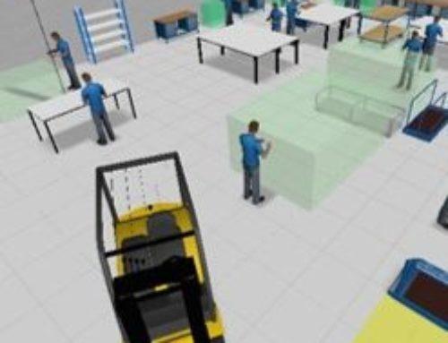 Digitale Planungsmodelle zur Strukturierung und Optimierung der Fertigung