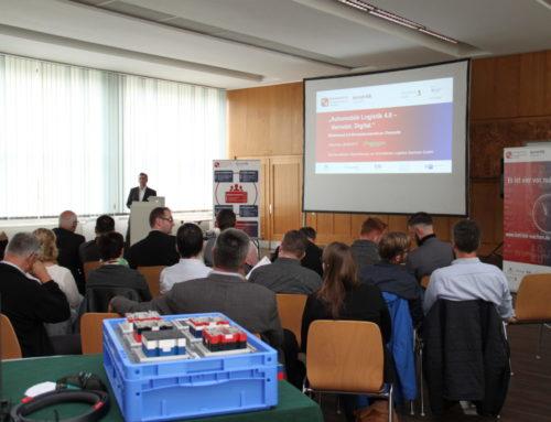 Autoland Sachsen zum Logistik-Unternehmerforum