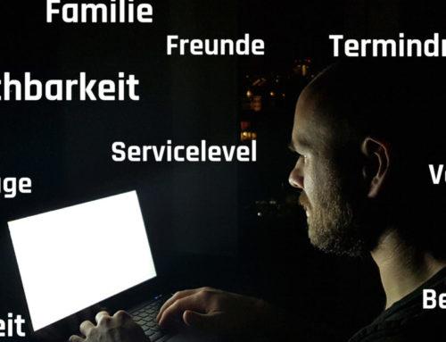 Flexible Arbeitszeit – bedarfsgerecht und zeitsouverän arbeiten.