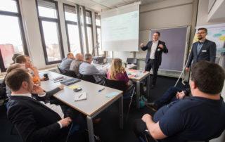 Veranstaltungen im zweiten Halbjahr 2018 || © TU Chemnitz