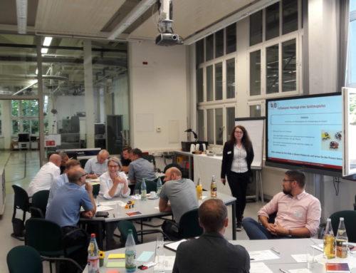"""Basisworkshop """"Prozessmanagement Teil 1: Prozesse verstehen lernen"""" – Rückblick 22.08.2018"""