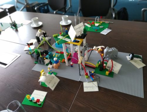 "Fachworkshop ""Interaktiver Workshop mit LEGO® SERIOUS PLAY®"" – Rückblick 17.09.2018"