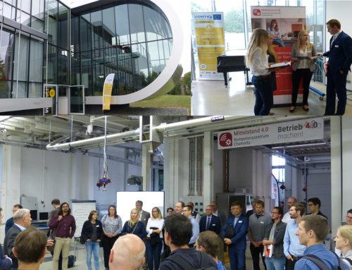 """TRANS³Net.show """"Digitalisierung der Industrie"""" – Rückblick 13.09.2018"""