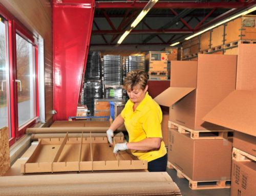 Konzept zur digitalen Erfassung von projektbezogenen Einsatzzeiten in der Logistik