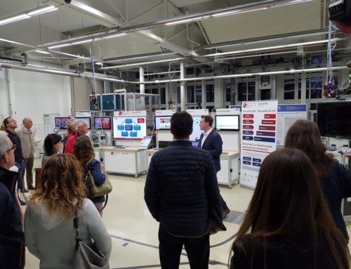 """Thementag """"Industrie 4.0 kompakt – Ihre Chance"""" – Rückblick 22.10.2018"""