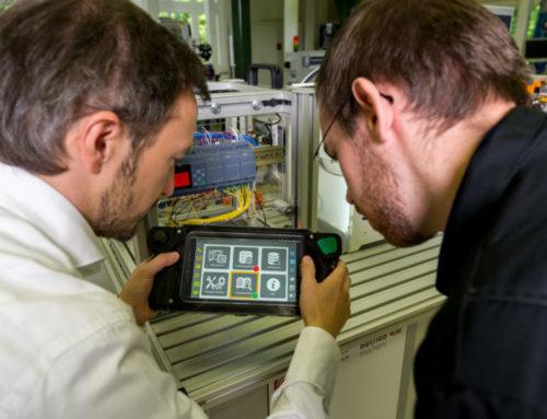 Usability von mobilen Endgeräten in der Produktion