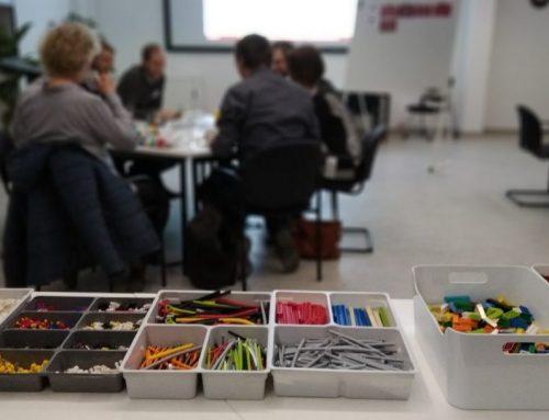 Wie entwickle ich eine Unternehmensvision mit LEGO® SERIOUS PLAY®?