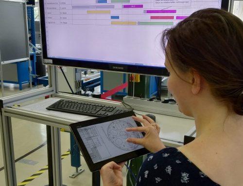 Digitale Arbeitsplätze als Basis für ein digitales Geschäftsmodell in der Druckindustrie