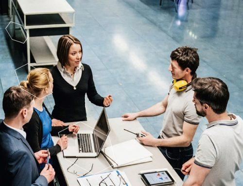 Vorstudie zur Entwicklung einer bedarfs- und nutzergerechten Unterstützung von KMU bei der Einführung und Anwendung von Industrie 4.0 erschienen