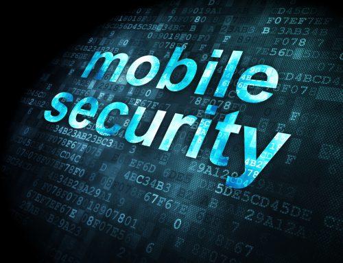 Mobile Endgeräte sicher nutzen