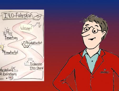 Herr Macher und die Potentialanalyse