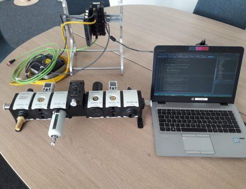 Digitale Überwachung von Pneumatiksystemen