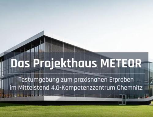 Vorgestellt: Das Projekthaus Meteor