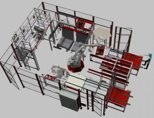 Intelligente Automatisierung zur Herstellung von hochkomplexen Montagebauteilen