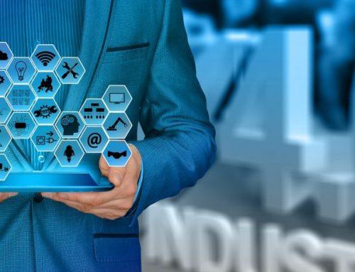 Vernetztes Arbeiten durch ERP-Systeme in Industrie 4.0
