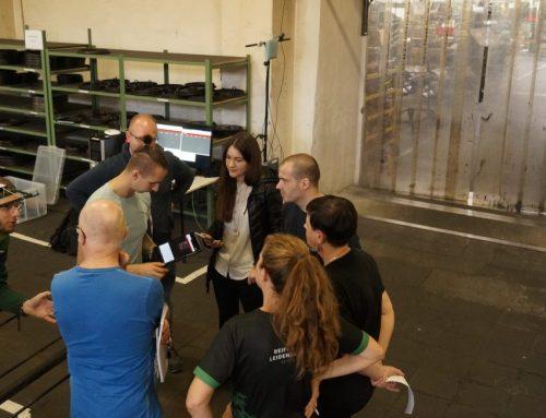 Erfolgreicher Test-Einsatz von RFID zur Identifikation von Ladungsträgern beim Reifenwerk Heidenau