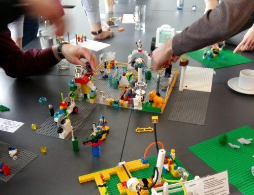 Mit LEGO® Serious Play® neue Strategien erarbeiten