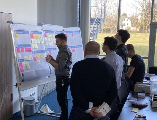 Digitale Geschäftsmodelle implementieren