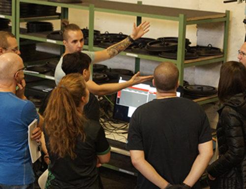Auto-ID zur Effizienzsteigerung interner Logistikprozesse