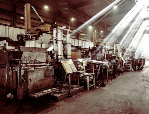 Die Digitale Fabrik: So unterstützt Digitalisierung bei der Fabrikplanung