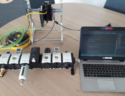 Druckluftsystem mithilfe von Digitalisierung optimiert