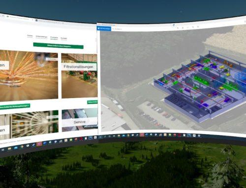 Mittels VR und LEGO® SERIOUS PLAY® den Arbeitsbereich umgestalten