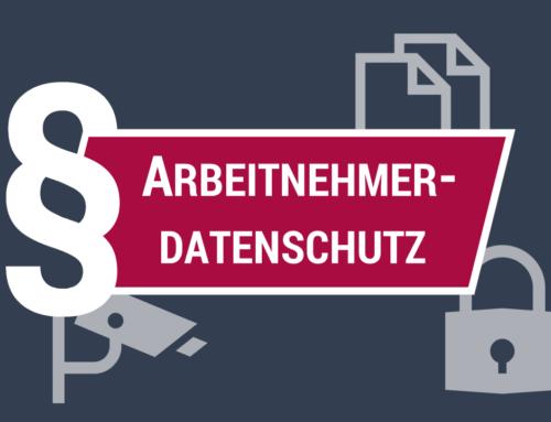 Arbeitnehmerdatenschutz im Rahmen von Industrie 4.0 (Videos)