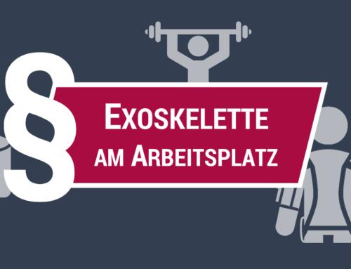 Exoskelette am Arbeitsplatz (Videos)