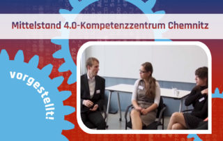 Video Vorstellung Kompetenzzentrum || © TU Chemnitz