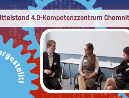 Das Kompetenzzentrum Chemnitz stellt sich vor