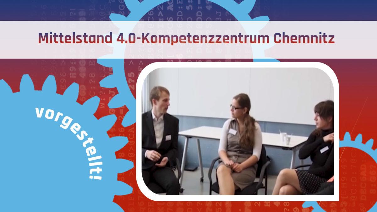 Video Vorstellung Kompetenzzentrum || © TU Chemnitz