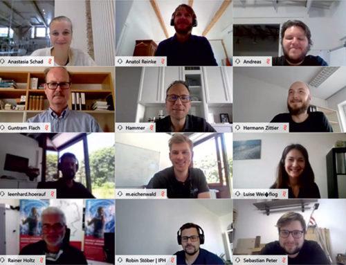 Kompetenzen potenzieren – unsere Experten im digitalen Austausch