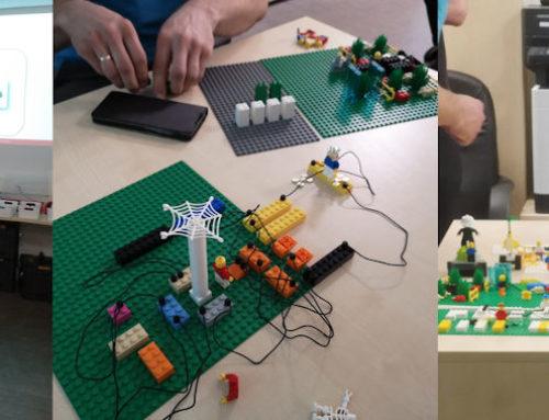 Mit LEGO® SERIOUS PLAY® zum idealen Arbeitsumfeld