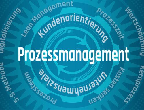Durchführung eines Prozessmanagements